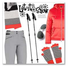 Let It Snow by mmmartha on Polyvore featuring polyvore мода style Topshop Eider Volant fashion clothing