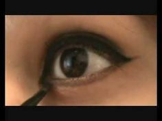 Kareena Kapoor Inspired eye makeup (Qurbaan Kurbaan)