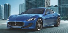 Maserati Grand Turismo Sport dream car but has to be black with red leather interior