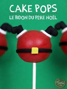Ho ho ho, there is someone with salmon, foie gras and … – Noel – … – Cake Christmas Cake Pops, Christmas Snacks, Homemade Christmas Gifts, Noel Christmas, Christmas Goodies, Christmas Baking, Christmas Crafts, Santa Cake, Snowman Cake