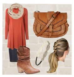 """""""Modest Fall Casual"""" by imaonegodapostolic on Polyvore featuring Burberry, Glamorous, Wet Seal, maurices, Warehouse and Forever 21"""