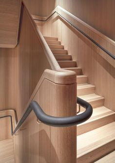 Classic oak staircase, but I feel something about the lies, so simple and so absolute at the same time..