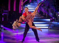 Steve Backshall and Ola Jordan on Strictly Come Dancing Week Four Strictly 2014, Strictly Come Dancing, Crazy Celebrities, Caroline Flack, Lucky Man, Equality, Famous People, Dancer, Beautiful