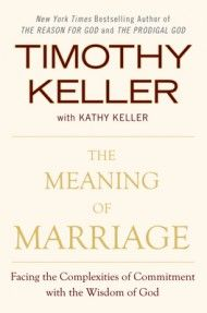 The Meaning of Marriage - A Gospel Centered Perspective on Marriage that has been so good for us to read! I highly recommend it :)