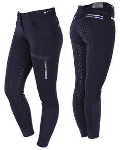 Lämpimät ja istuvat ratsastushousut pakkaspäivien treeneihin, ne suojaavt hyvin kylmää sekä tullta ja vettä vastaan. Softshell, Sweatpants, Skinny Jeans, Sport, Model, Slip, Products, Fashion, Moda
