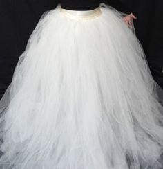 DIY Tutu - @Kelly Teske Goldsworthy frazier Whitehead This is where I followed the links to the fabric site for Tulle.