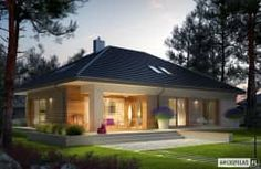 Desain Rumah Seharga Rp. 117 Juta dengan Teknik Prefabrikasi