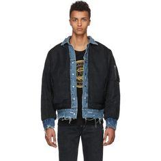 STREET MAGIC of PORTLAND bomber jacket - vintage - small yhfSv