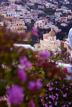 A beautiful day in Santa Maria Assunta, Positano, Italy, province of Salerno , Campania. www.kerlagons.com