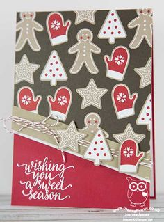 The Crafty Owl | The daily blog of Joanne James <br />Independent Stampin'…