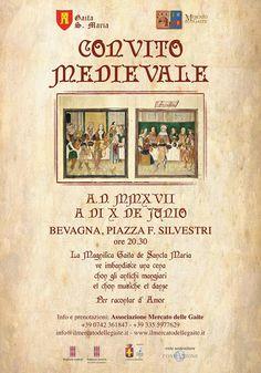 Italia Medievale: Convito Medievale a Bevagna