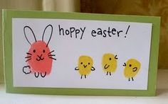 Cute easter cards :)