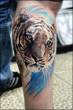 Tiger. <3