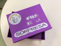 PaLaBraS AzuLeS: La caja de la sorpresa. La expresión oral en Infantil