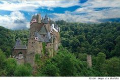 Eltz Castle Country: Germany Built: 1157 Haunting: A picturesque castle with one of the richest interiors in all of Deutschland, Eltz rises up out of the surrounding Mosel forest as if boasting its longevity to the surrounding environs. A testament to its strength as a stronghold, Eltz Castle is one of few castles in the region that has never been destroyed. It is also one of just a few German castles that is said to be haunted. Allegedly, the ghosts of medieval knights still patrol the…