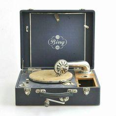 Bing 333 children's gramophone