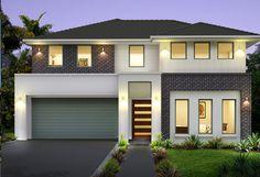 Modern House Plan Blueprints /PDF 2852 SF New Home Complete House Plan 2-story | eBay