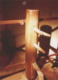 The Story of Ip Man's Wooden Dummy