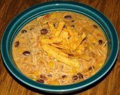Copycat Chick Fil A Tortilla Soup