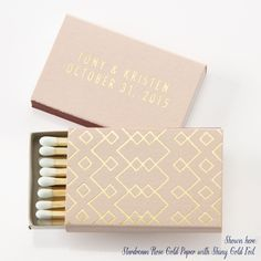 TRIBAL / GEOMETRIC Matchboxes, Min of 25 - Wedding Favors, Wedding Matches, Wedding Decor, Personalized Matches, Custom Match Boxes, Matches by PicturePerfectPapier on Etsy https://www.etsy.com/listing/261456612/tribal-geometric-matchboxes-min-of-25