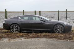 The Aston Martin Rapide S is less an ultra-luxe sedan and more a sports car stretched to accommodate four doors. It's fast, beautiful, and plenty loud.