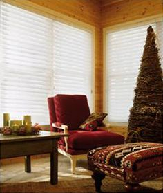 Brighten holiday festivities with the beauty of natural light softened into an…