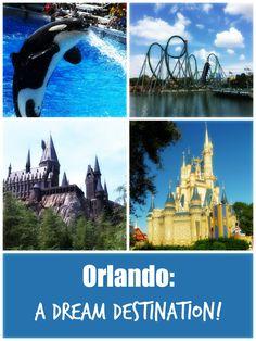 Orlando: A Dream Destination!