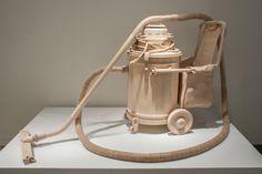 """Roxy Paine at Kavi Gupta Gallery, """"Labor Saving Device"""""""
