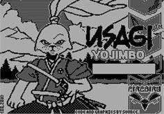 """""""Usagi Yojimbo"""" Videojuego"""