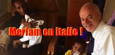 L'observatoire de la Christianophobie | Meriam a quitté le Soudan et vient d'atterrir en Italie !
