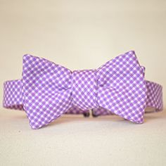 Tadpole and Lily offers stylish headbands for girls and handsome ties for boys.