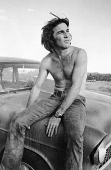 Dennis Carl Wilson (December 4, 1944– December 28, 1983) was an American rock and roll musician best known as a founding member and the drummer of The Beach Boys. He was a member of the group from its formation until his death in 1983. Dennis was the middle brother of fellow Beach Boys members Brian Wilson and Carl Wilson, and cousin of Mike Love.