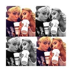 Tumblr ❤ liked on Polyvore featuring demi lovato, miley cyrus and fotos