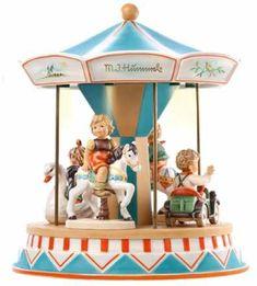 MI Hummel Carousel Hummel Figurine
