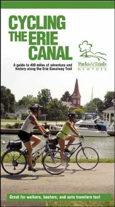 Cycling the Erie Canal by Parks & Trails New York. $18.13. 144 pages. Publisher: State University of New York Press; Spi edition (May 10, 2012)