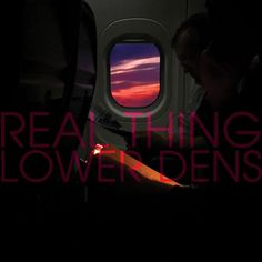 """Listen to """"Real Thing"""" by Lower Dens #LetsLoop #Music #NewMusic"""