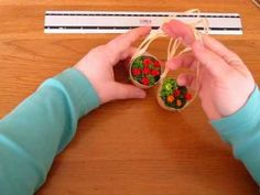 Easter decoration - Egg-shell basket (Húsvéti dekoráció - Tojáshéj kosárka) - YouTube Egg Shells, Dried Flowers, Basket, Make It Yourself, Decoration, Youtube, Decor, Dry Flowers, Dekoration
