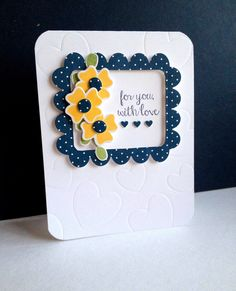 reverse confetti stamps | Reverse Confetti is having their monthly color challenge over at the ...