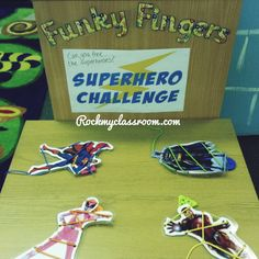 Posts about Funky fingers written by alisonrmc Eyfs Activities, Nursery Activities, Motor Skills Activities, Gross Motor Skills, Dementia Activities, Physical Activities, Eyfs Classroom, Superhero Classroom, Superhero Ideas