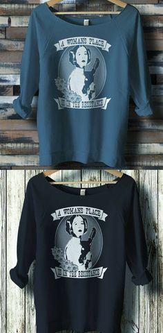 Star Wars Leia Shirt - Star Wars Shirts #starwars #shirts #leia