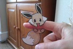 From Kidura ... eevee, pokemon