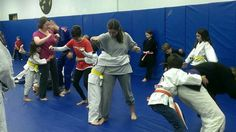 Parent participation night at the Pendergrass Academy of Martial Arts in Wake Forest NC.  #pamabjjnc
