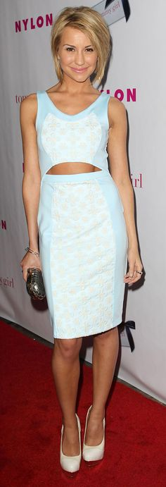 Chelsea Kane @Lindsey Hendrikson Conrad, obsessed with her bob!