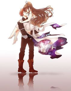 Image discovered by Find images and videos about mystic messenger on We Heart It - the app to get lost in what you love. Mystic Messenger Characters, Mystic Messenger Fanart, Chica Anime Manga, Art Anime, Anime Couples, Cute Couples, 707 X Mc, Seven Mystic Messenger, Luciel Choi