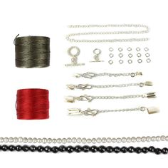 Create fun macrame pieces with this fabulous collection