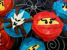 Ninja cupcakes?