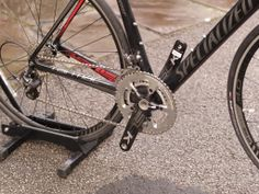 Ultegra/Fsa SLK carbon crankset. Recently serviced and in very good condition. NOW SOLD!