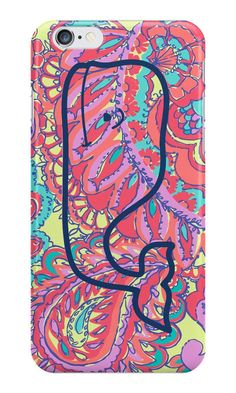 Vineyard Vines Lilly Pulitzer For iPhone 6 5s 5 Hard Case Cover #LANCase