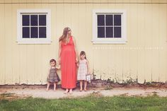 Shooting from the heart - tips on getting more natural shots from family sessions. - M4Hens Photography