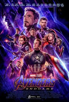 Avengers: Endgame is a movie starring Robert Downey Jr., Chris Evans, and Mark Ruffalo. After the devastating events of Avengers: Infinity War the universe is in ruins. With the help of remaining allies, the Avengers. Captain Marvel, Marvel Dc, Films Marvel, Captain America, Marvel News, Bruce Banner, Jeremy Renner, Chris Hemsworth, Avengers Film